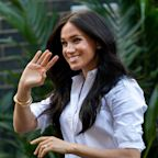Meghan Markle Shares Previously Unseen Photos Of Secret Charity Visit