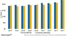 How EnLink Midstream Partners Fared in 4Q17