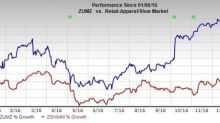 Zumiez Maintains Positive Trend with Rise in December Comps