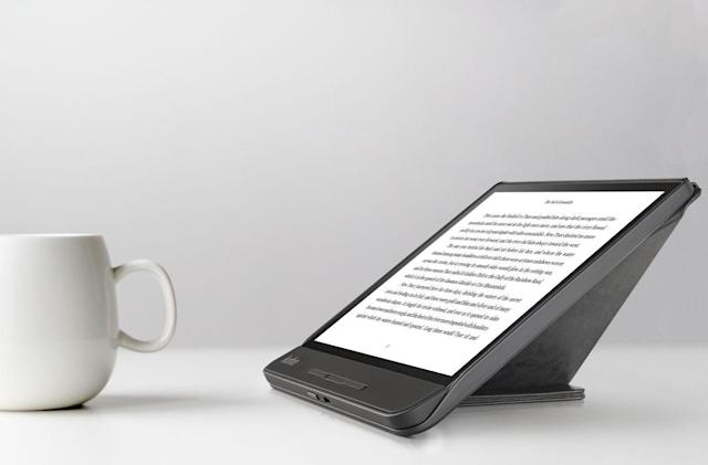 Kobo's latest e-reader is big, durable and waterproof