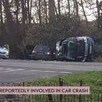 Prince Philip's Car Crash Involved 28-Year-Old Woman and 9-Month-Old Baby: 'He Was Shaken'
