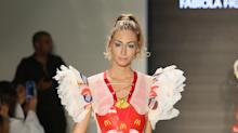 McDCouture: Students Unveil Designs Made Entirely From McDonald's Packaging