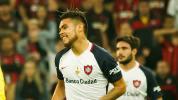 """Díaz descartó fichar en Inter: """"Estoy en un club grande de Argentina"""""""