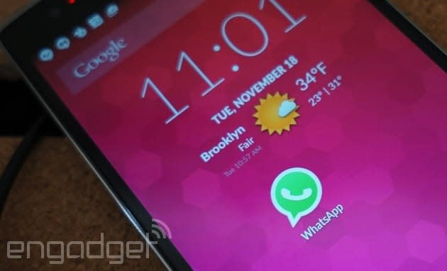 WhatsApp makes web client compatible with Firefox and Opera