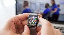 蘋果恢復增長 可穿戴設備收益激增