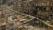 Amazon defends warehouse safety after 'hundreds of staff injured'
