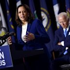Biden, Harris launch campaign with call to 'rebuild' post-Trump US