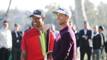 Cabrera y Rahm consiguen entrar en el top 20, con Scott líder final del Genesis Invitational de golf