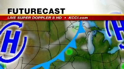 Video-Cast: Rain Returns On Tuesday