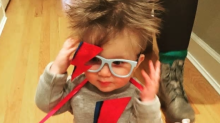 ¡Mini Halloween! 14 ideas de disfraces para bebés y niños de personajes célebres