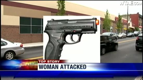 Woman robbed in Squirrel Hill business district