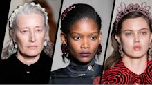 Hair accessories are going nowhere, as Simone Rocha just proved