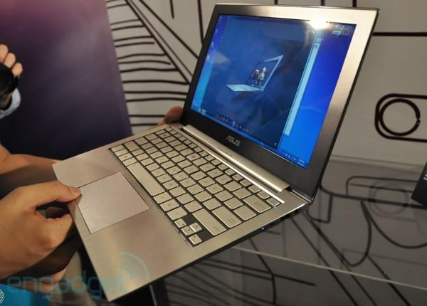 ASUS outs UX21 ultrathin laptop with up to Core i7 CPUs (video hands-on!)