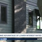 Take advantage of lower interest rates