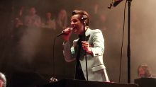 The Killers pay tribute to 'rock 'n' roll founding father' Fats Domino in New Orleans