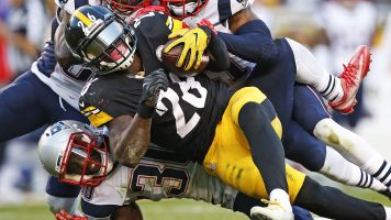 James Harrison: Bell should fake an injury