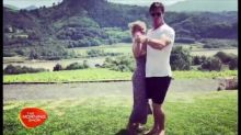 Chris Hemsworth's gift for his wife