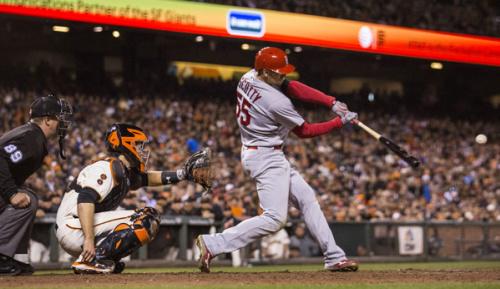 MLB: Cardinals verlängern mit Piscotty