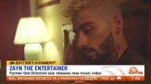 Zayn Malik unveils new music video