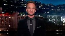 Neil Patrick Harris Says Jimmy Kimmel's Son Billy Is 'Eating and Smiling' Following Heart Surgery