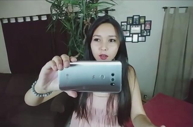 LG's V30 flagship leaks in hands-on footage