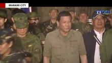 President Duterte, ready to lift military rule in Mindanao