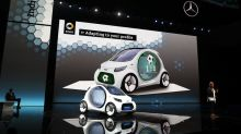 Daimler nears deal to sell half its Smart unit to China's Geely - FT