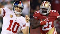 Clash of styles for Giants, 49ers