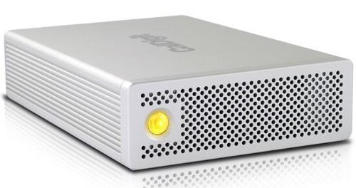 CalDigit brings USB 3.0 AV Drive to the Mac, still working on peace in the Middle East (video)