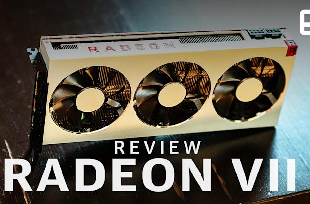 AMD Radeon VII review: Is 4K gaming enough?