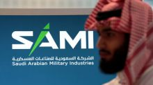 Saudi's military company eyes $10 billion revenue in next five years
