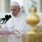 'Wound' of migration not solved by physical barriers, pope says