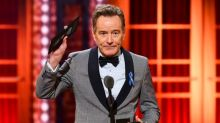 Bryan Cranston donates plasma after suffering coronavirus