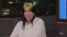 Billie Eilish is spicing up her life after receiving advice from a Spice Girl