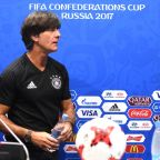 Loew looks to add to Germany's strong Confed Cup semis record