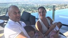 Vin Diesel and Gal Gadot enjoy some family vibes in Hollywood Hills