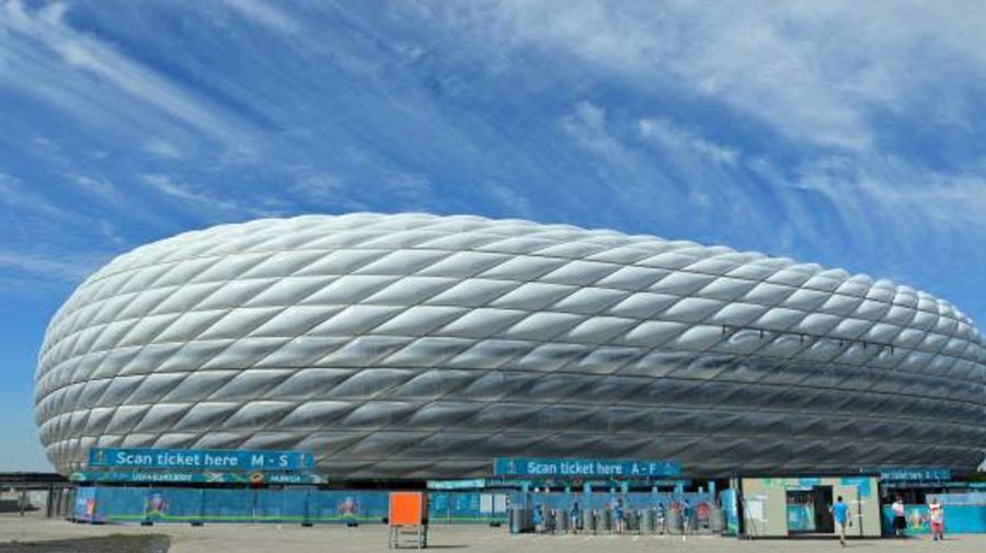 Foot - Euro - La France «regrette» le refus de l'UEFA d'illuminer à l'Euro le stade de Munich en arc-en-ciel