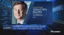 AccorHotels CEO: We're changing the business model