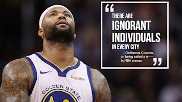 Cousins opens up about worst fan interactions