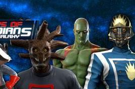 Marvel Heroes celebrates Guardians of the Galaxy