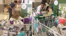 Brazen Woolies shoppers flout supermarket's baby formula limit