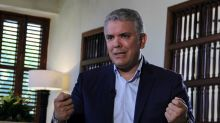 Colombia's Duque questions U.N. report on activist killings, human rights