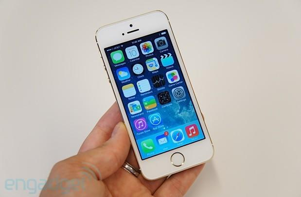 AllThingsD: carriers indicate lower than usual iPhone 5s stock ahead of Friday's launch