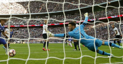 Foot - ANG - Tottenham - Wembley, nouveau domicile de Tottenham pour 2017-2018