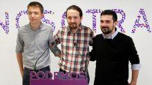 Críticas a Podemos por este (gran) detalle en su foto de unidad en Madrid