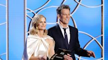 Kyra Sedgwick and Kevin Bacon Make Glam Appearance and Hold Hands at the 2021 Golden Globes