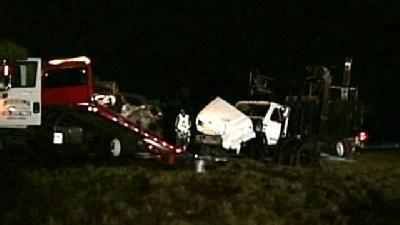 I-95 Reopens At Brevard-Volusia Line