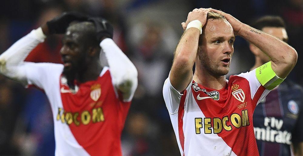 Monaco-PSG: l'ASM pas au niveau d'une finale… les notes des Monégasques