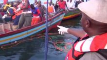 Death toll reaches 100 in Tanzania ferry disaster, hundreds feared missing