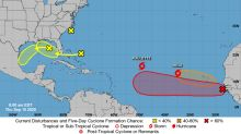 It's the peak of hurricane season and the hurricane center is tracking seven systems